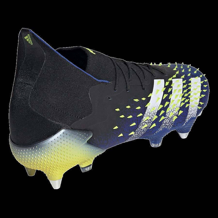 adidas Fußballschuh Predator Freak .1 SG schwarz/gelb fluo Bild 9