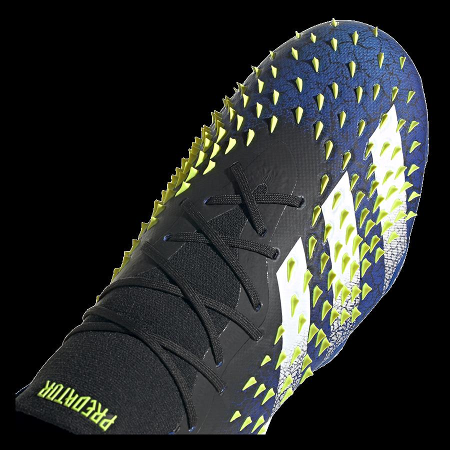 adidas Fußballschuh Predator Freak .1 SG schwarz/gelb fluo Bild 6