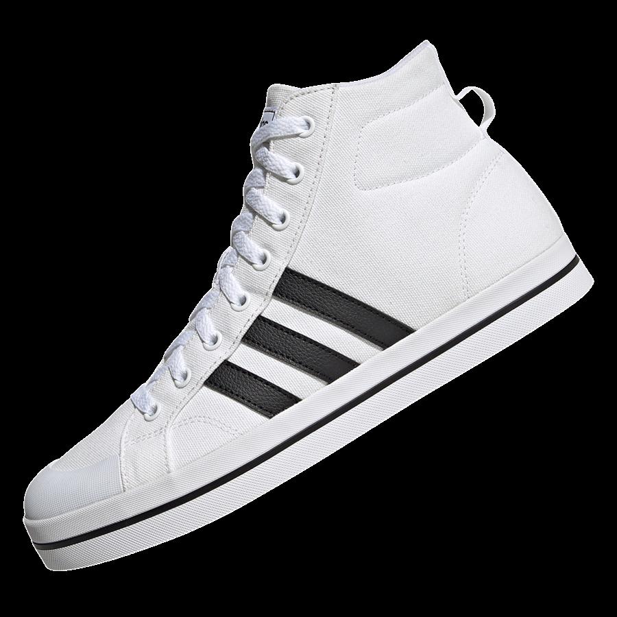 adidas Schuh Bravada Mid weiß/schwarz Bild 3