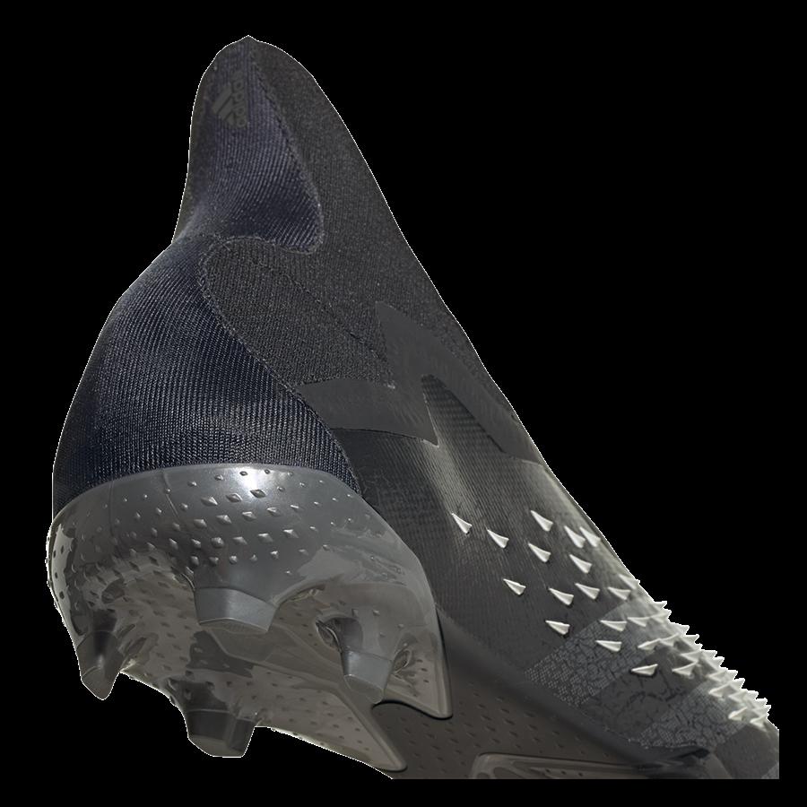 adidas Kinder Fußballschuh Predator Freak + FG schwarz/grau Bild 7