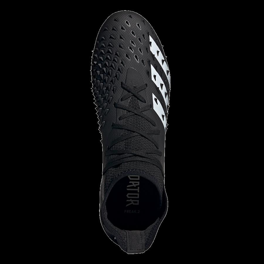 adidas Fußballschuh Predator Freak .2 FG schwarz/weiß Bild 4