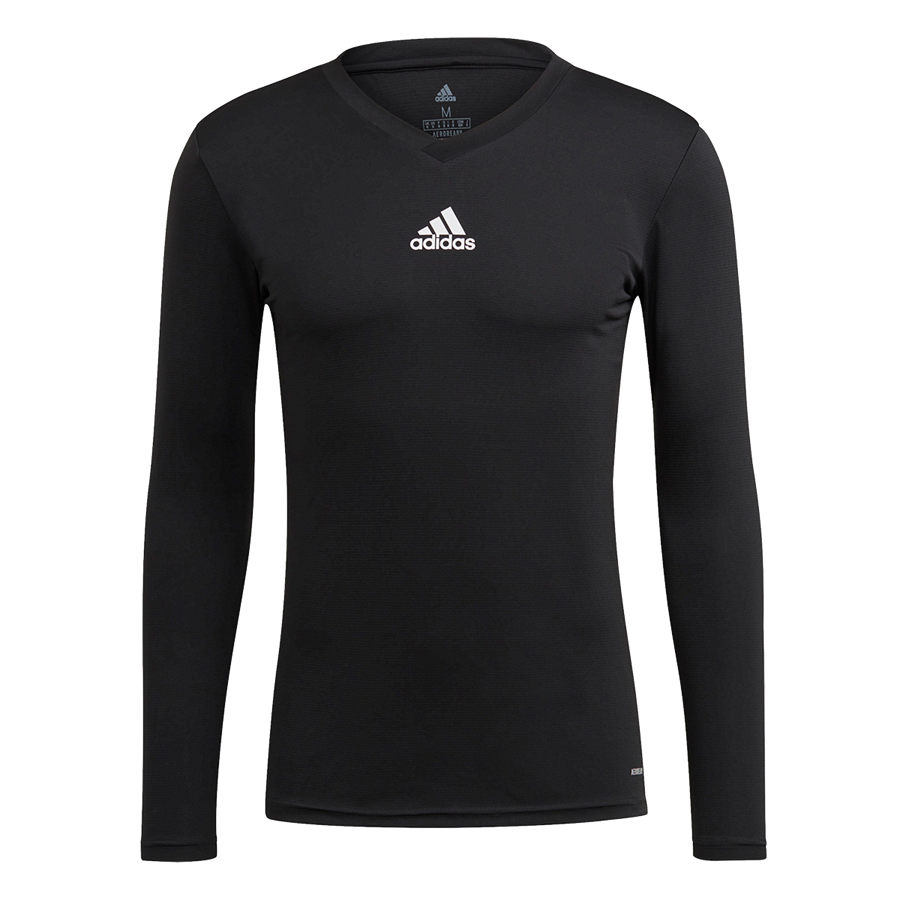 adidas Trainingsoberteil Team Base schwarz Bild 2