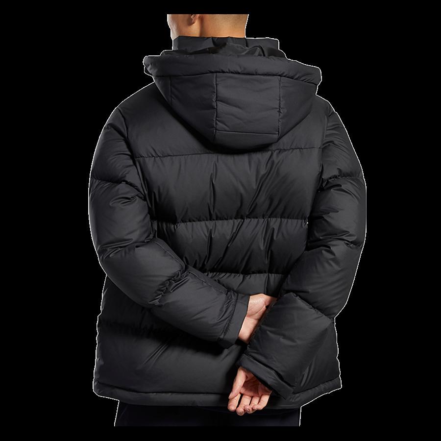Reebok Daunenjacke Core Mid Down Jacket schwarz Bild 4