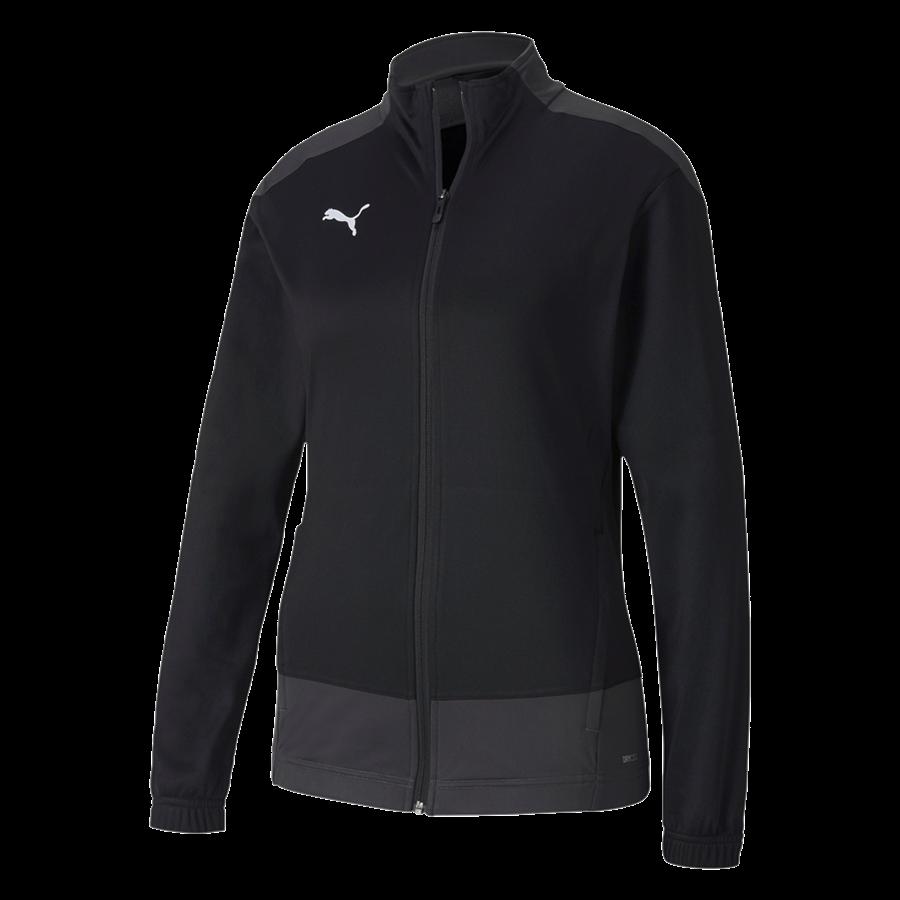 Puma Damen Trainingsjacke teamGOAL 23 schwarz Bild 2