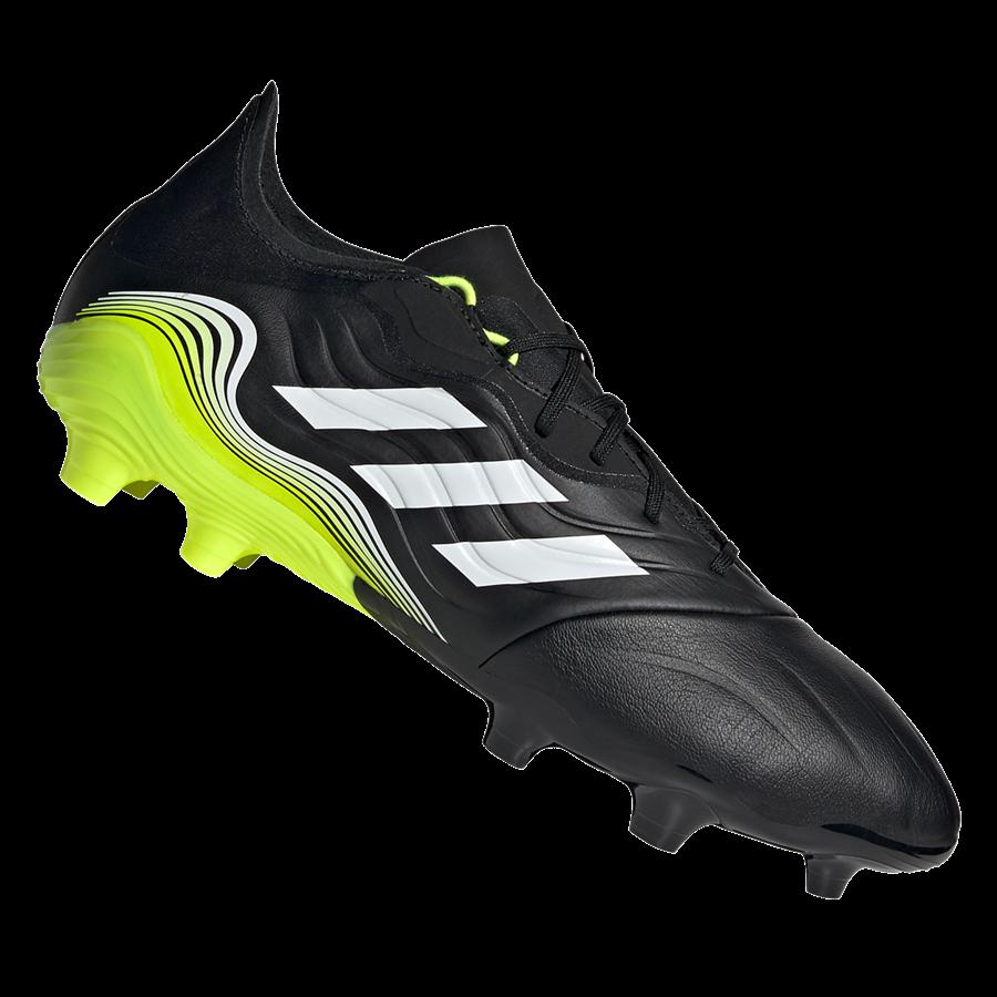 adidas Fußballschuh Copa Sense.2 FG schwarz/gelb Bild 2