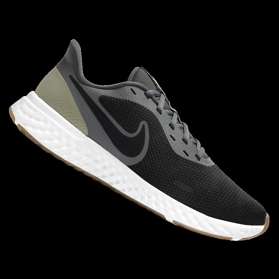 Nike Schuh Revolution V schwarz/grau Bild 2
