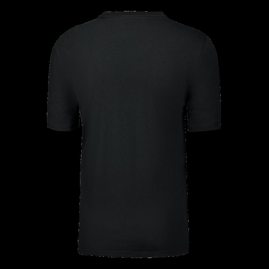 Converse Shirt Star Chevron Tee schwarz/weiß Bild 3