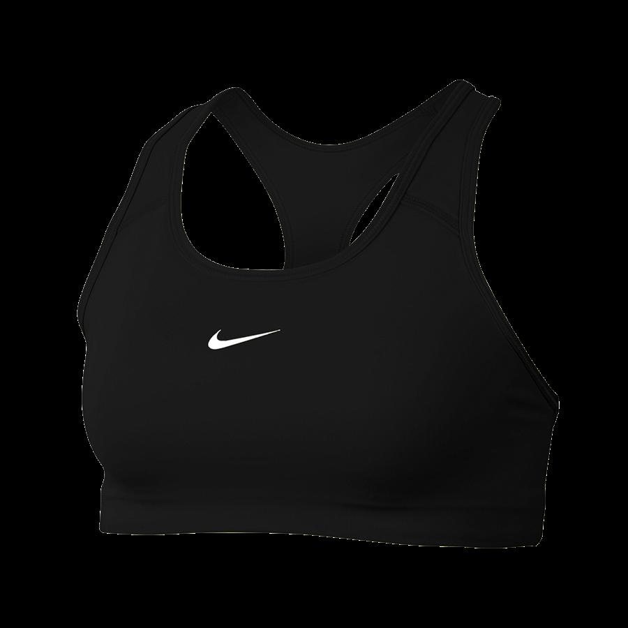 Nike Damen Sport BH Dri-FIT Swoosh Pad schwarz Bild 2