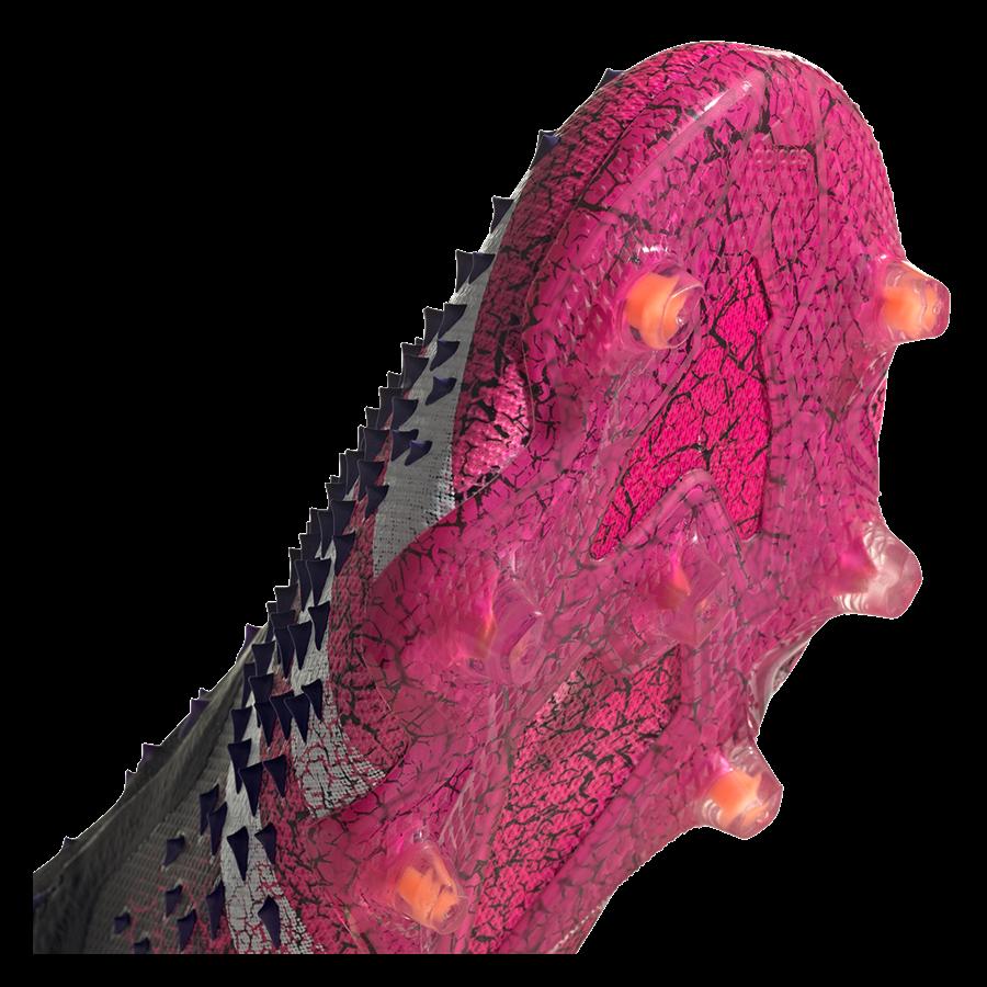 adidas Fußballschuh Predator Freak + FG schwarz/pink Bild 6