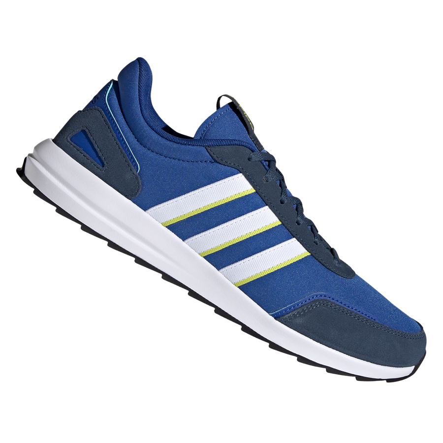 adidas Retrorunner schoenen blauw/wit Afbeelding 2